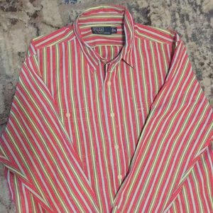 Long sleeve Polo Ralph Lauren button down shirt